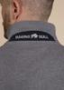 Raging Bull Big & Tall - Signature Polo - Grey Marl