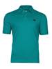 high quality teal polo shirt