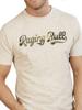 Raging Bull RB Script T-Shirt - Biscuit