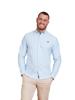Raging Bull Long Sleeve Signature Oxford Shirt - Sky Blue