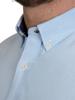 Raging Bull Short Sleeve Signature Oxford Shirt - Sky Blue
