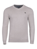 Raging Bull Signature Lightweight V-Neck - Grey