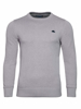 Raging Bull Big & Tall Signature Lightweight Crew Neck - Grey