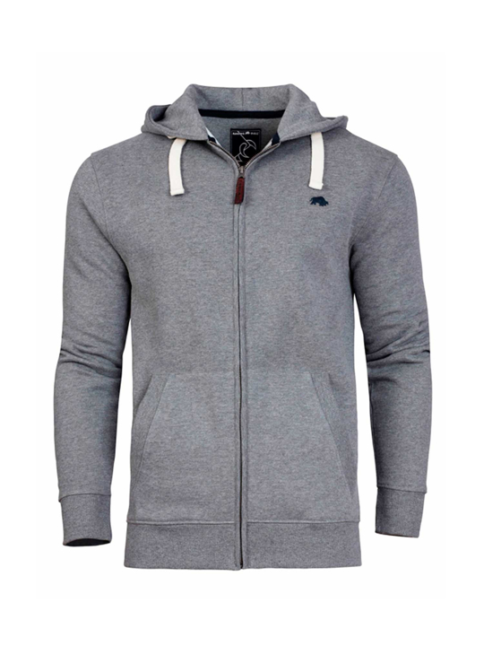 Raging Bull - Big & Tall - Signature Hoody - Grey